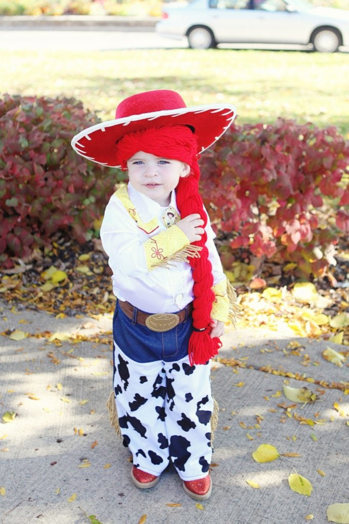 homemade halloween costumes - The Everyday Mom Life