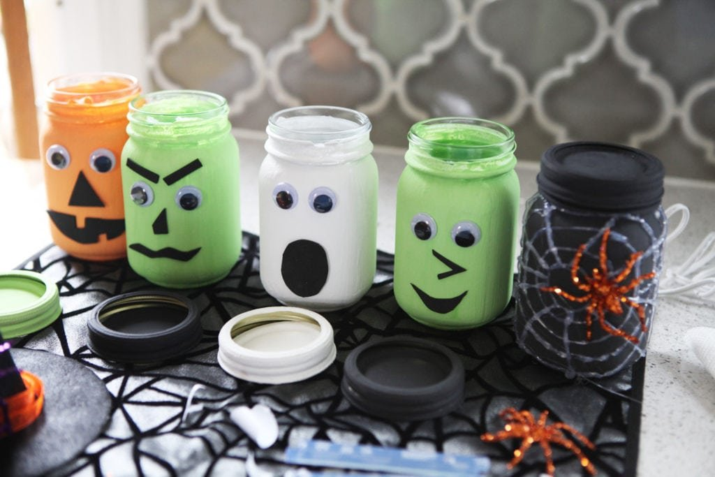 Halloween Crafts - The Everyday Mom Life