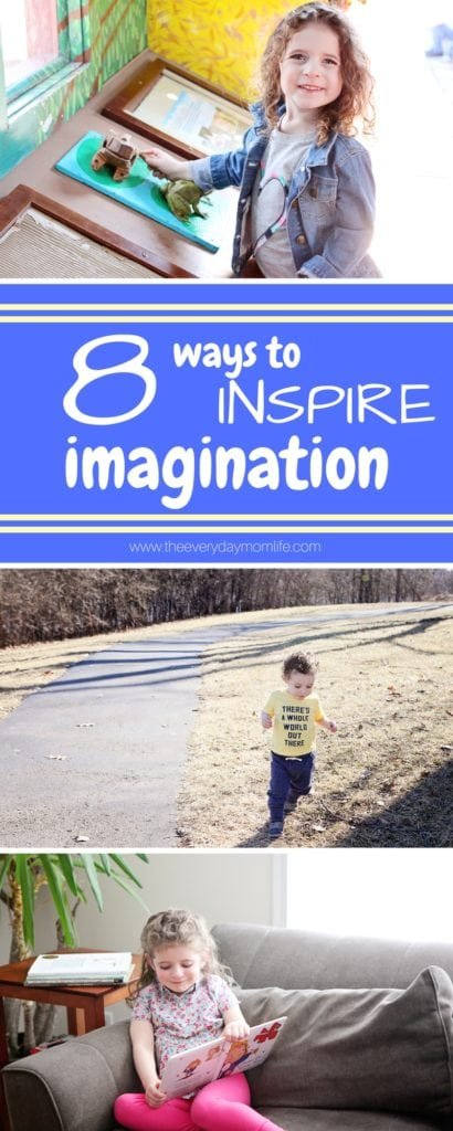 imaginative play - The Everyday Mom Life