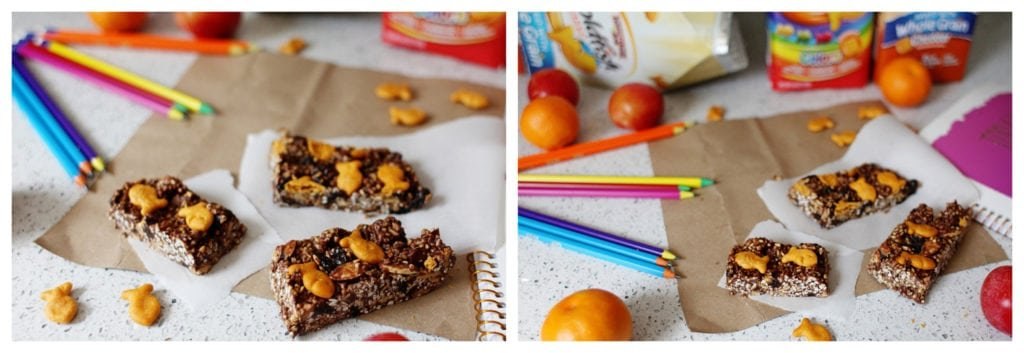 Homemade granola bars and lunchbox printables - The Everyday Mom Life