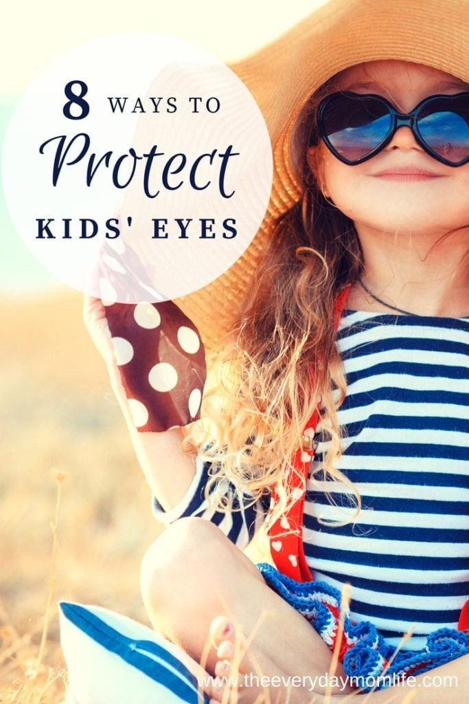 8 Ways to Protect Your Kids' Eyes