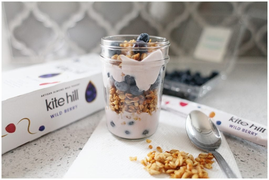 fun ways to use almond milk yogurt for kids - The Everyday Mom Life