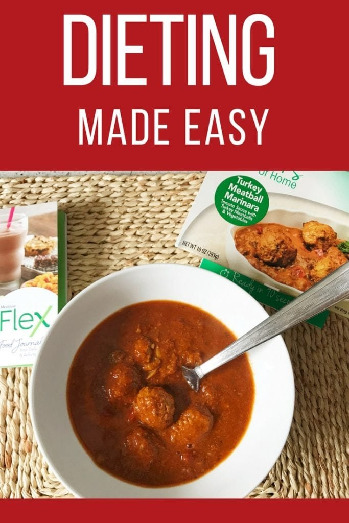 Dieting made east through Medifast - The everyday Mom Life
