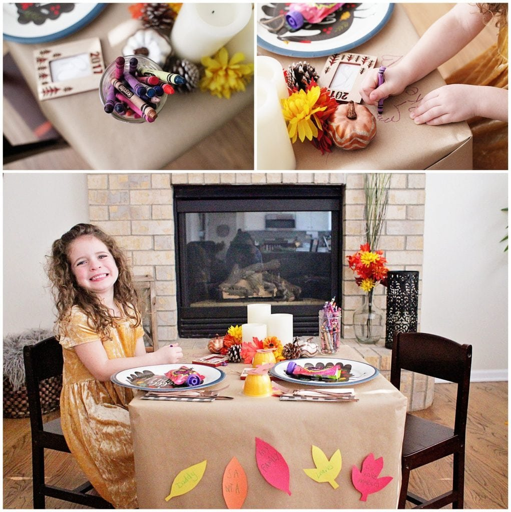 Thanksgiving table - The Everyday Mom Life