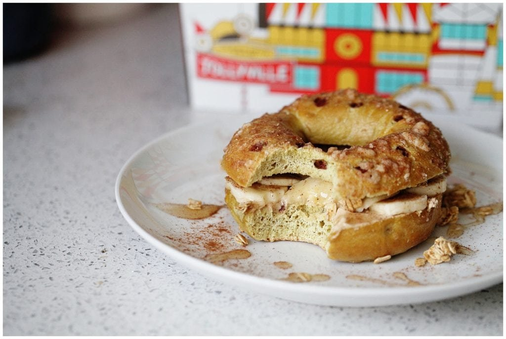 Bagels for brunch - The Everyday Mom Life
