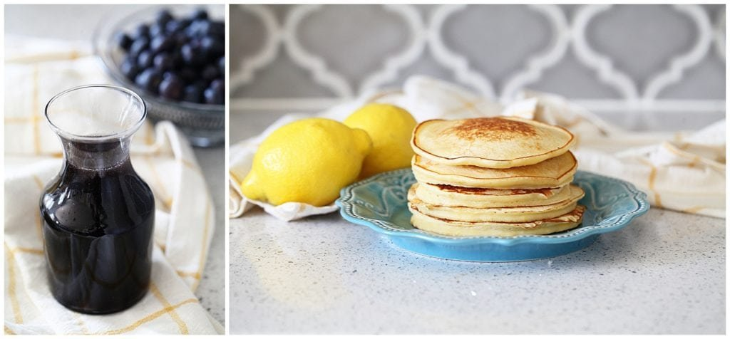 Ricotta Pancakes - The Everyday Mom Life