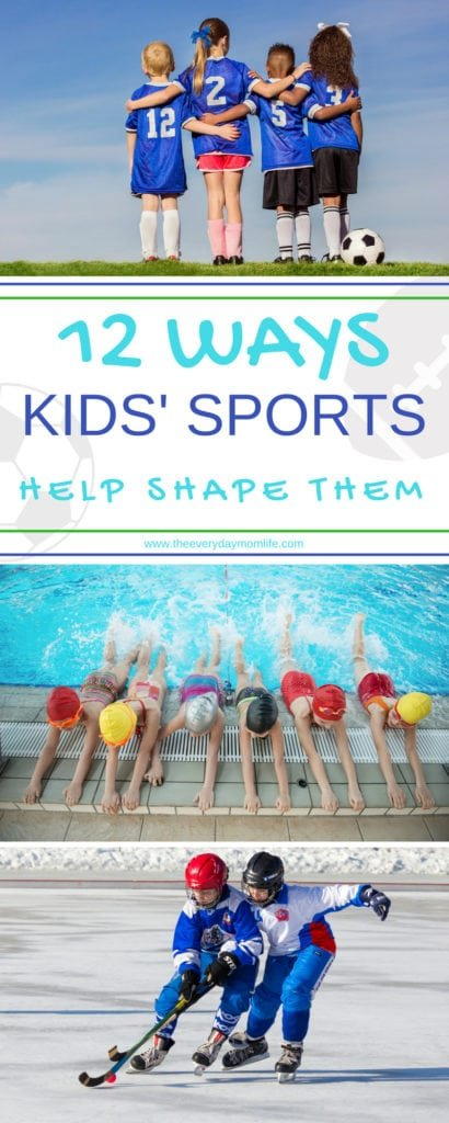 kids sports - The Everyday Mom Life