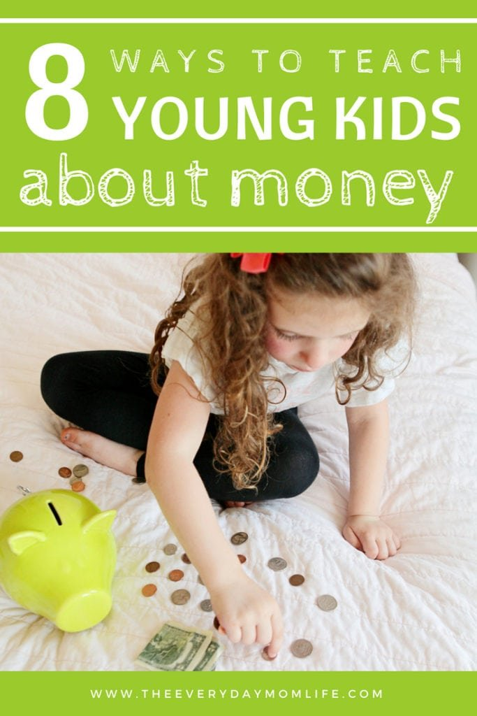 teaching kids about money - The Everyday Mom Life
