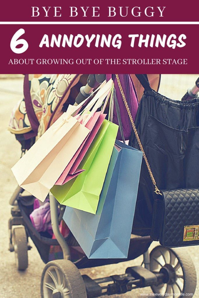 stroller stage - The Everyday Mom Life