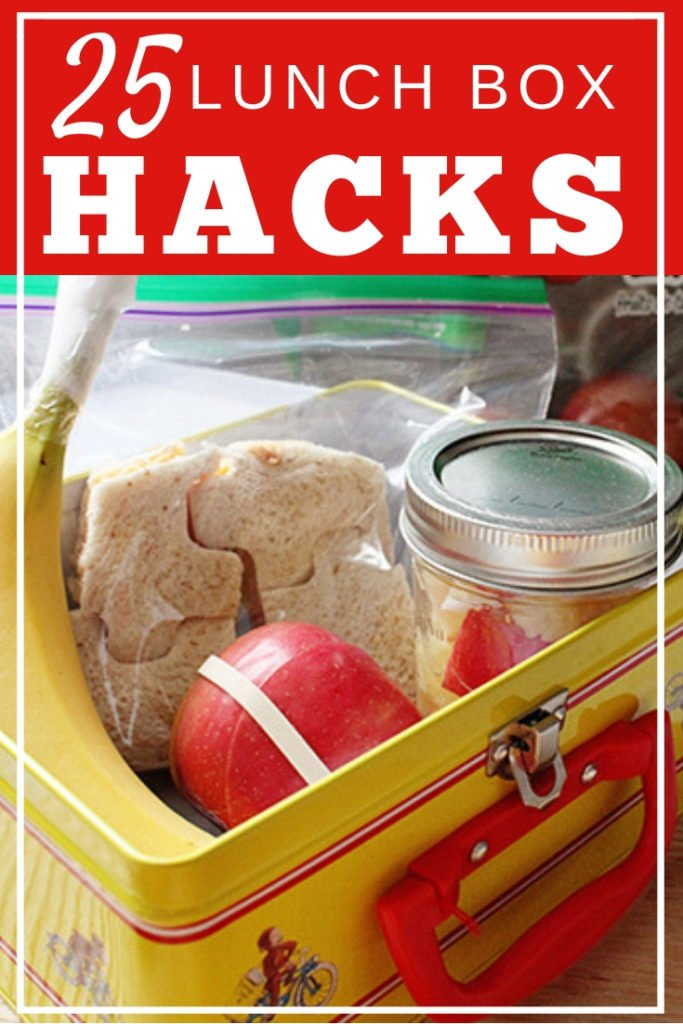 25 Lunch Box Hacks