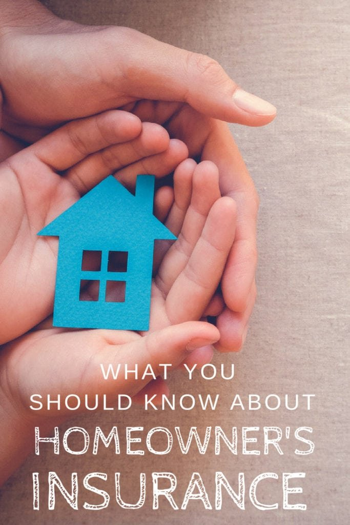 homeowners insurance - The Everyday Mom Life