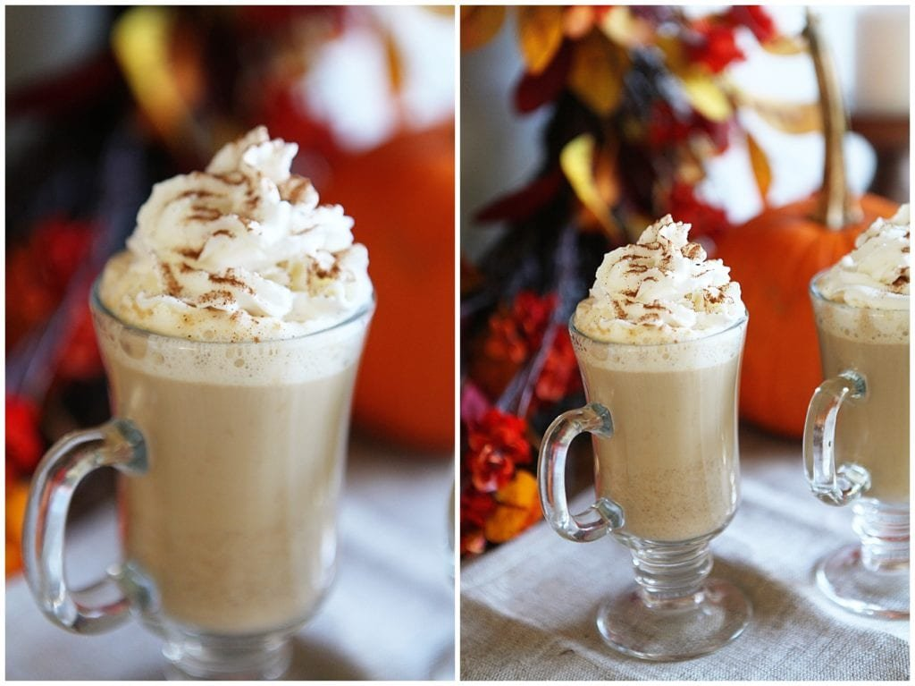 pumpkin spice latte - The Everyday Mom Life