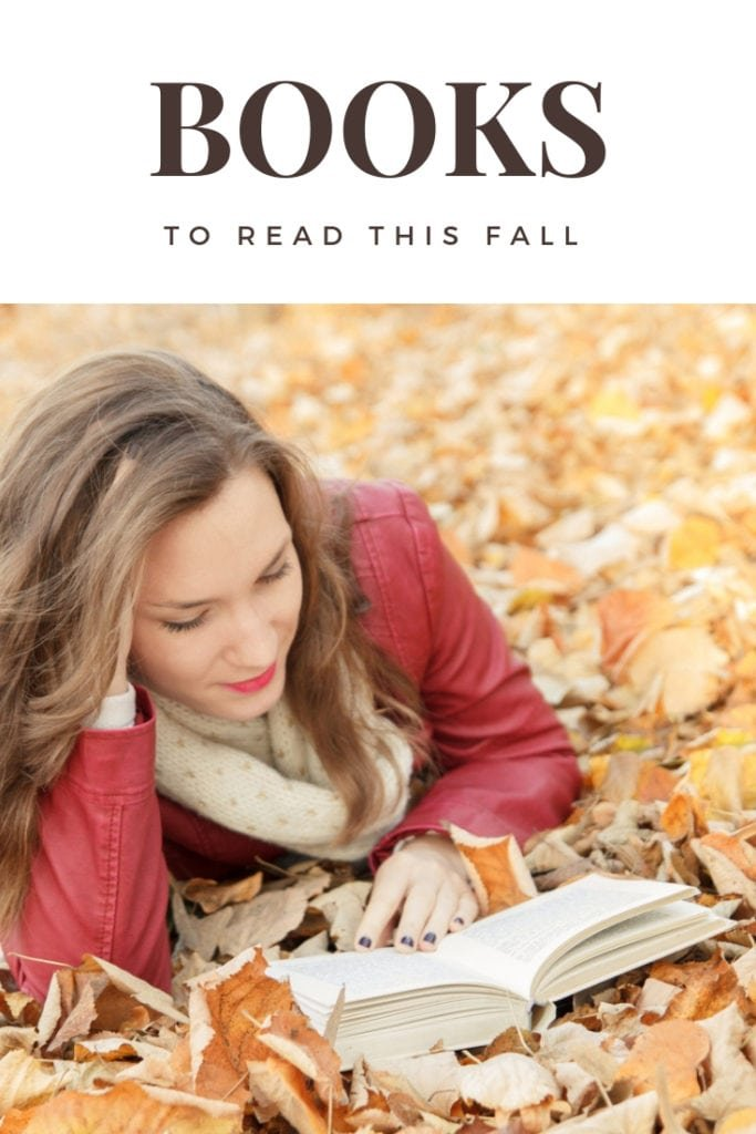 books to read this fall - The Everyday Mom Life