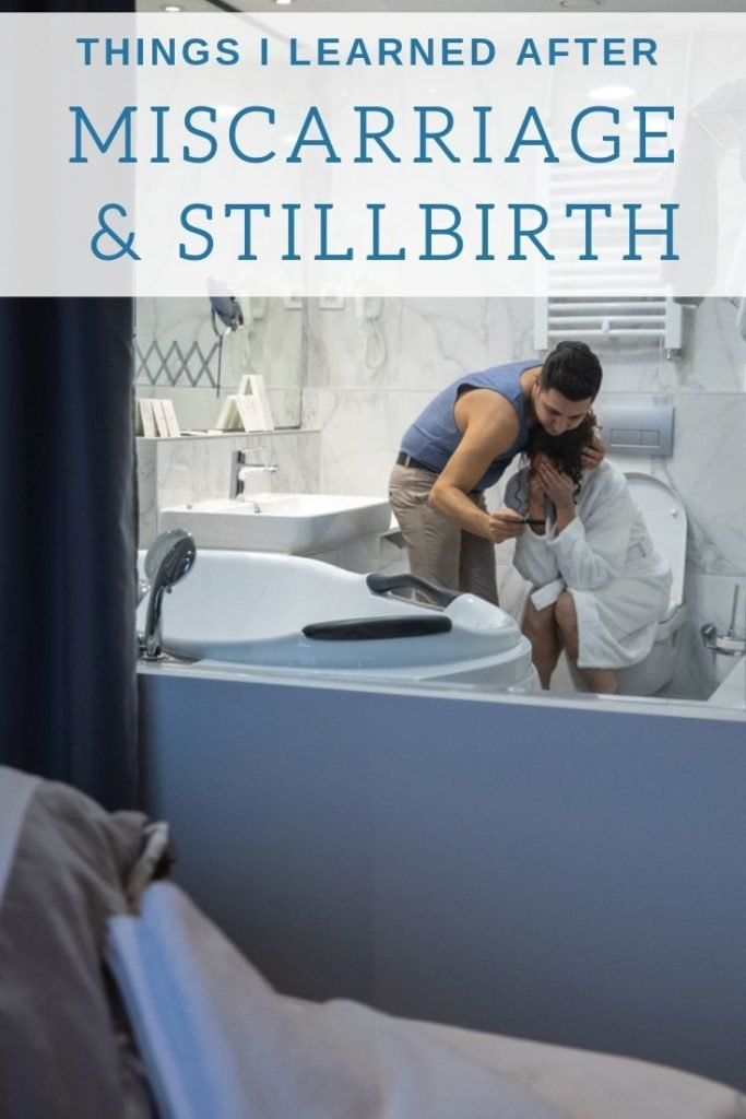 What I learned when my baby was stillborn