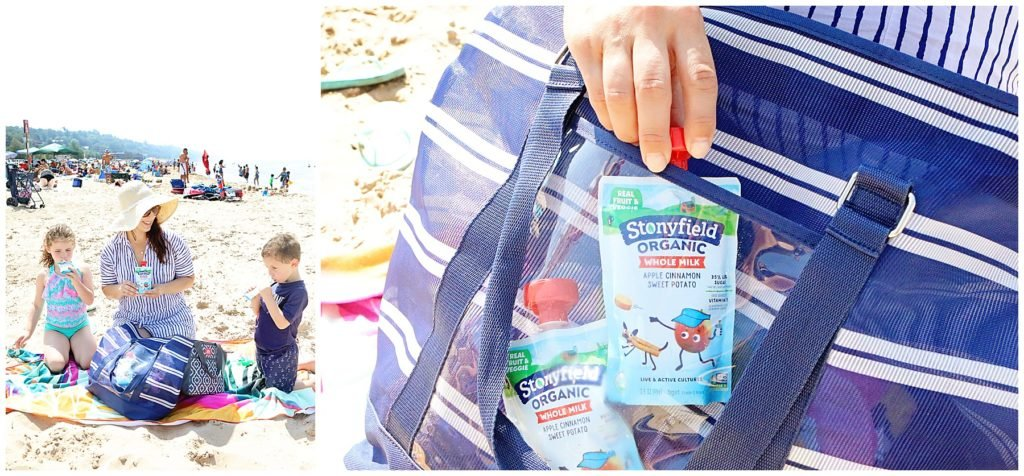 15 Realistic & Healthy Beach Snacks for Kids