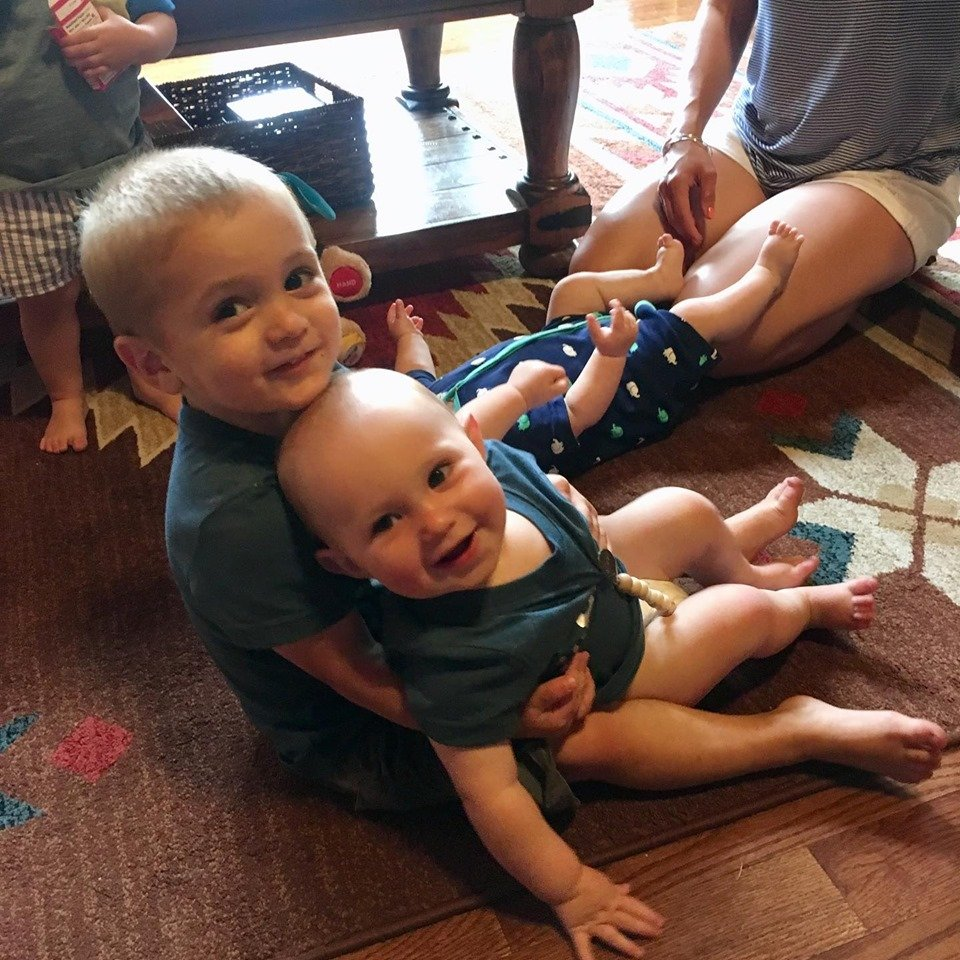 The Guts and Glory of Two under Two