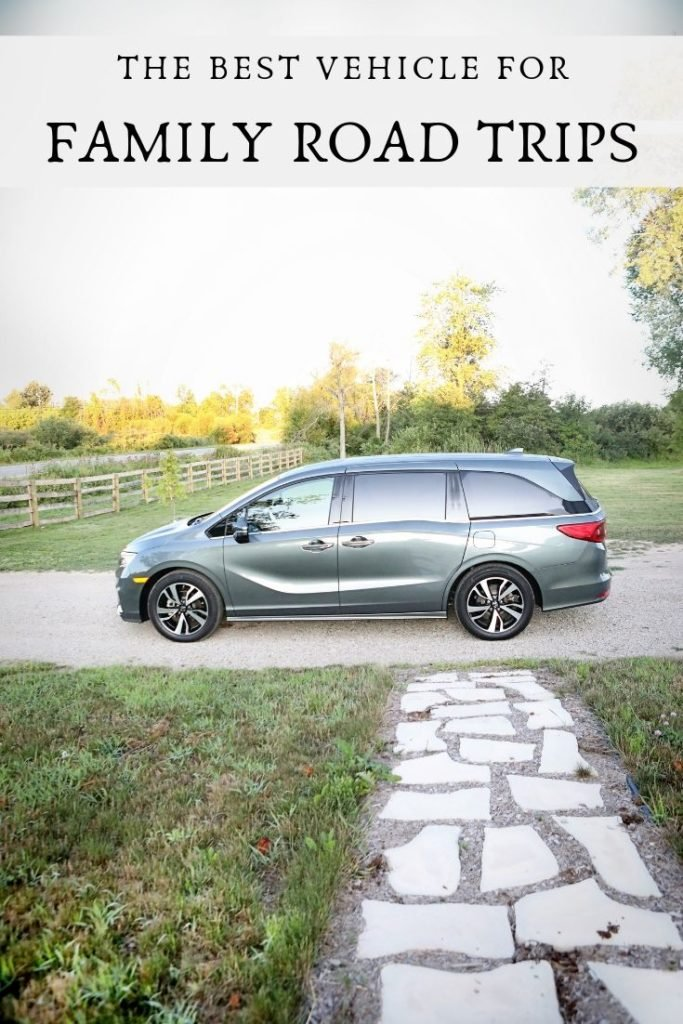The best vehicle for families and roadtrips