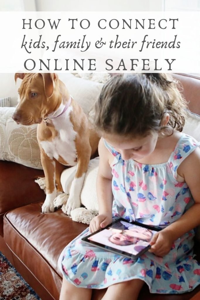 Kids Messenger - How to connect kids online safely