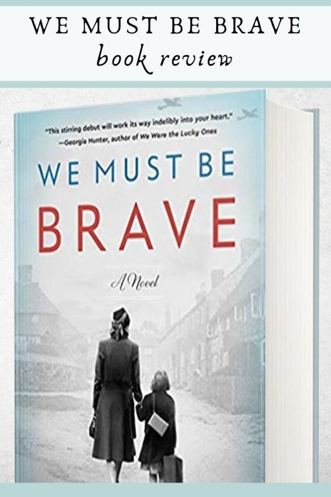Book Review: We Must Be Brave