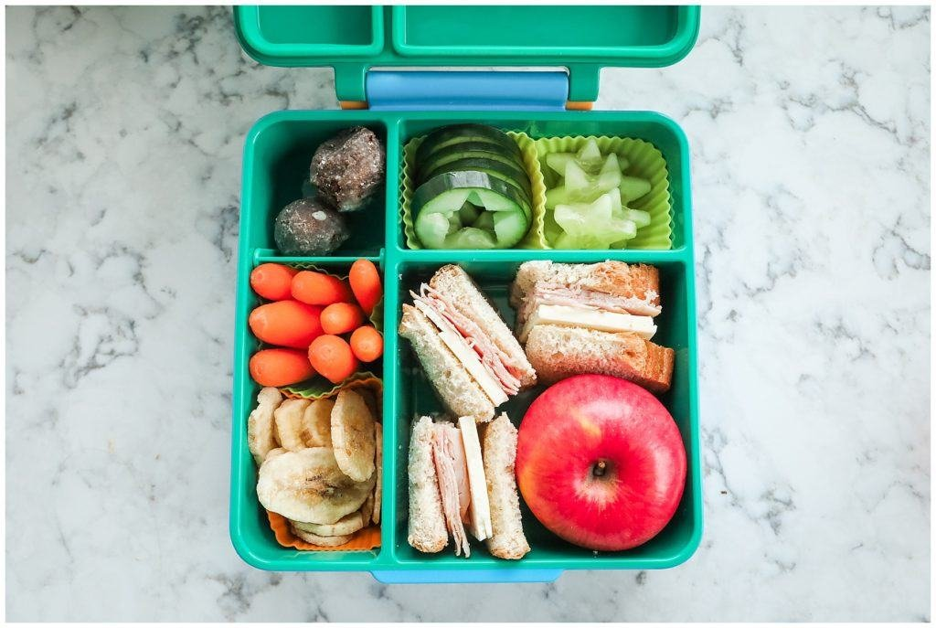 Bento Box Ideas For School Lunch