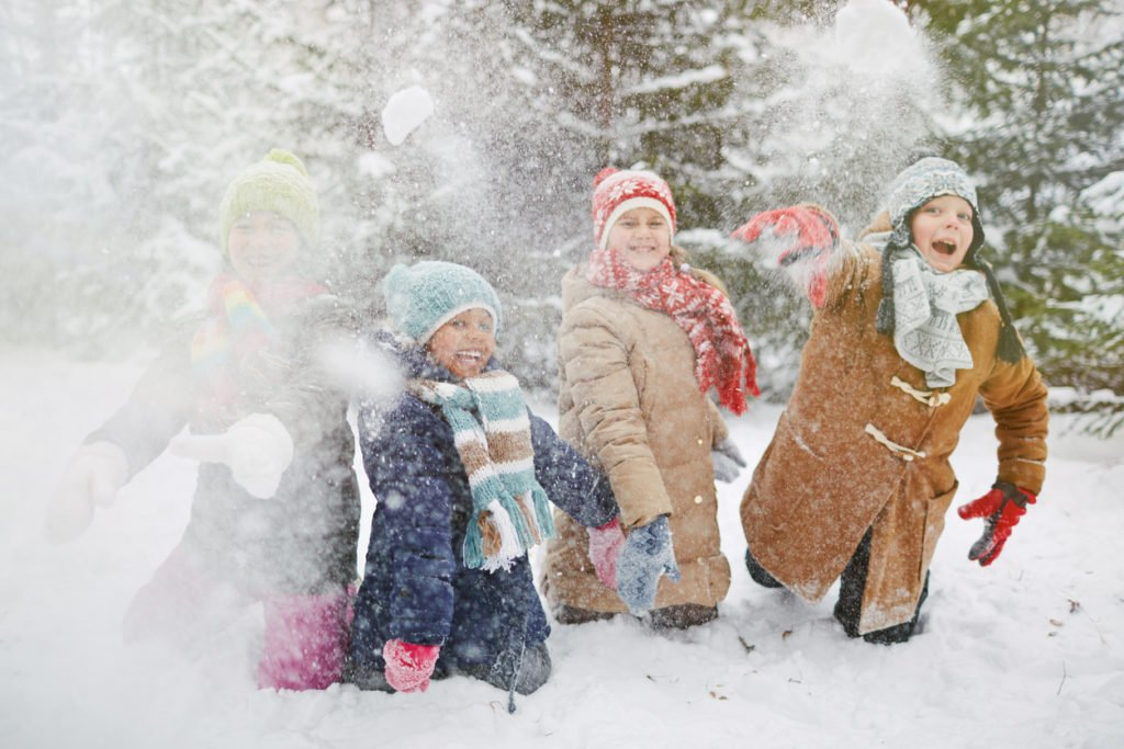 Fun family winter activities